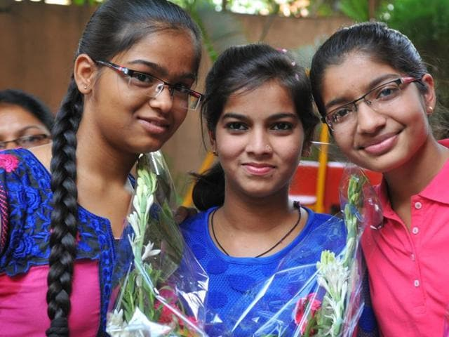 Girls have once again fared better than boys in Karnataka Secondary Education Examination Board's Senior School Leaving Certificate or Class 10 examination.