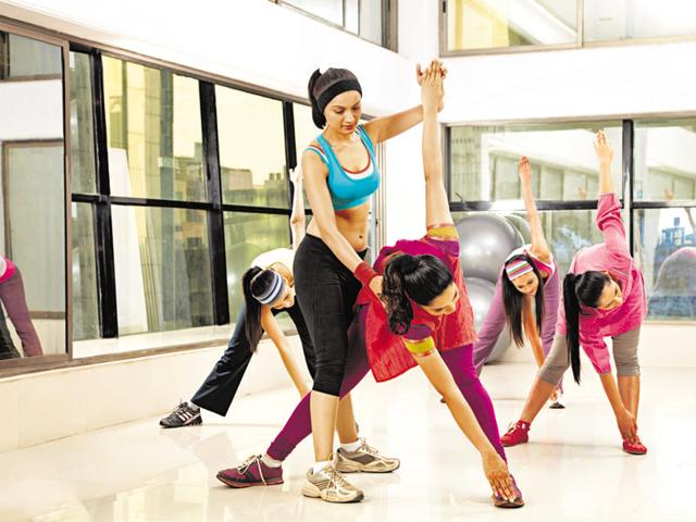 There is an increase in demand for professionals like aerobics instructors, yoga instructors and personal and corporate trainers.