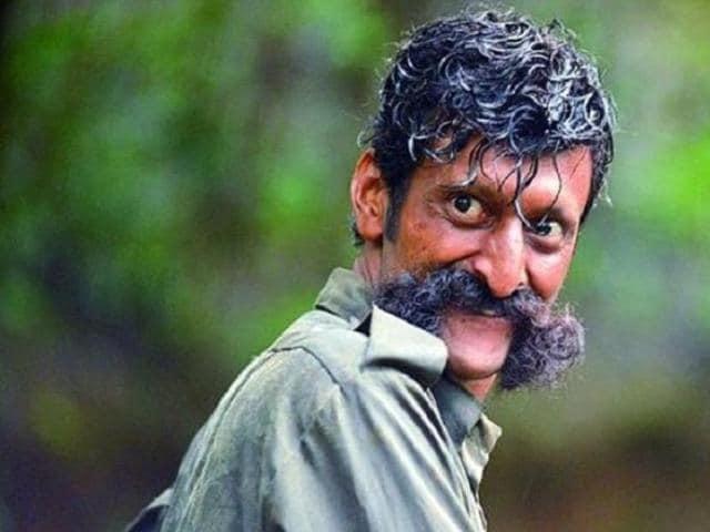 Sandeep Bhardwaj plays Veerappan in RGV's film. (YouTube)