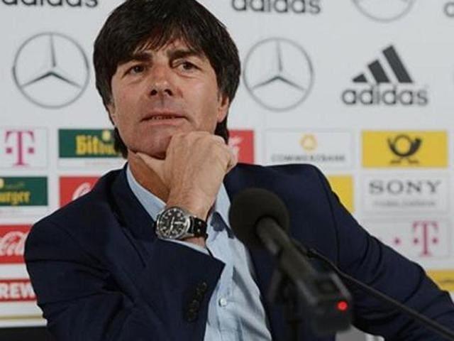 Afile photo of Germany football coach Joachim Loew.