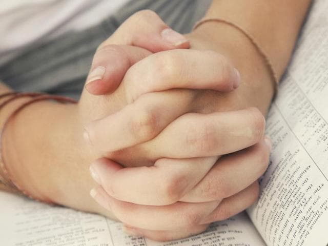 Middle-aged and older professional women who attend religious services more than once a week have a 27% lower risk of death from cardiovascular disease, finds a new study.
