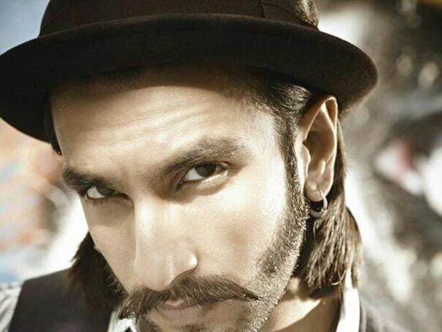 Ranveer Singh has donned the avatar of a rapper for a TV commercial earlier.