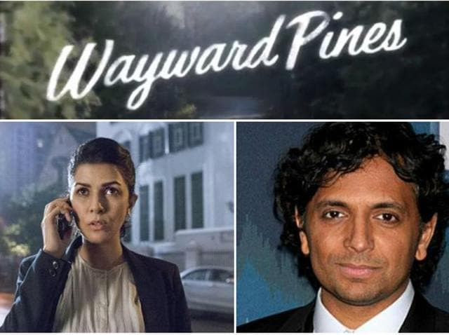 M Night Shyamalan,Shyamalan,Wayward Pines