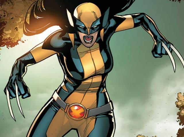 X Men,X Force,The New Mutants