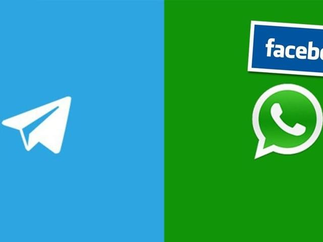 Telegram seems to finally have an edge over everyone's favourite app WhatsApp, which is owned by Facebook