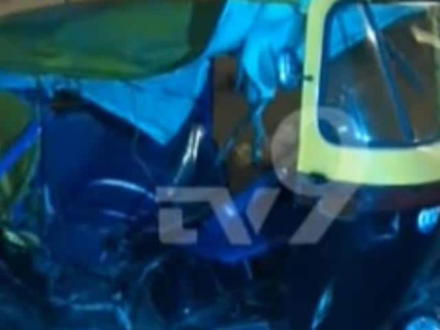 Samrat Chadha was arrested later on Saturday after his luxury car hit an auto-rickshaw on the GM Palya Road in Indiranagar.