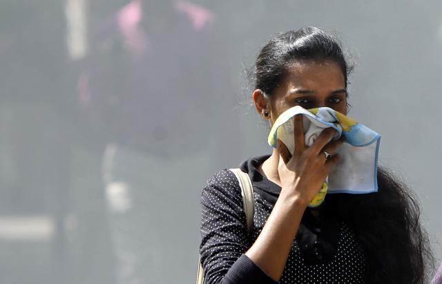 air pollution,Mumbai,life expectancy