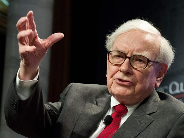 Billionaire investor Warren Buffett has taken a $1 billion stake in Apple, whose stock has been in an extended slump.
