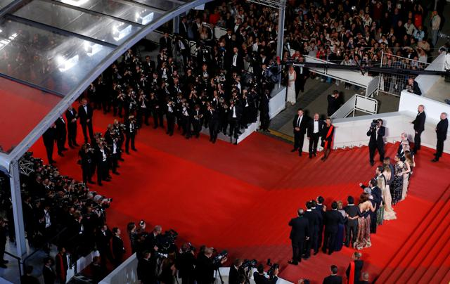 69'th Cannes Film Festival,Cannes 2016,Hollywood