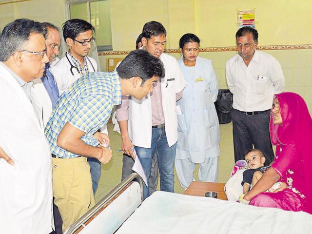 Newborn deaths