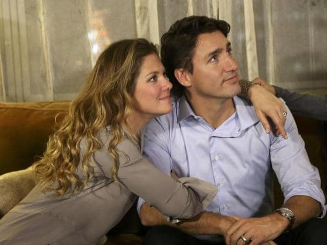 Canadian Prime Minister Justin Trudeau's wife Sophie, is being attacked by  opposition parties and social