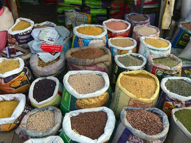 Food prices,Inflation,Pulses prices
