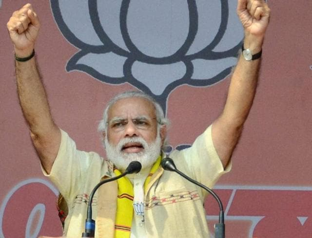 Only a few initiatives, including Jan Dhan and Swachh Bharat, have caught the imagination of the country in the first two years of the Modi Government, while most of its other schemes have escaped notice, a CMS study said.