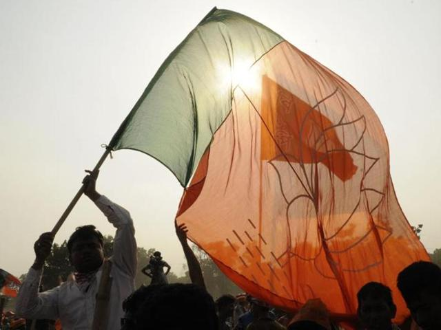 The BJP has made the fight a triangular one in many areas of the poll-bound states.