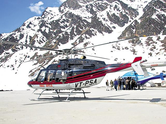 At present, nine private operators have permission to function in the Kedar valley.