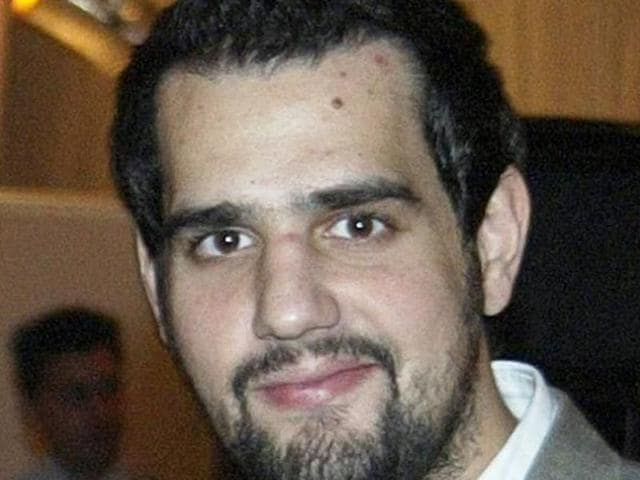 File photo of Shahbaz Taseer, son of murdered Pakistani governor Salmaan Taseer.  Shahbaz was abducted by Islamist militants in 2011 and rescued during an army-led operation in Quetta in early March, 2016.