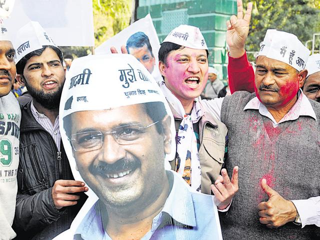 Political observers say AAP is eyeing the assembly elections next year and it lacks a prominent face in the state, while Kejriwal is like a celebrity brand ambassador for the party.