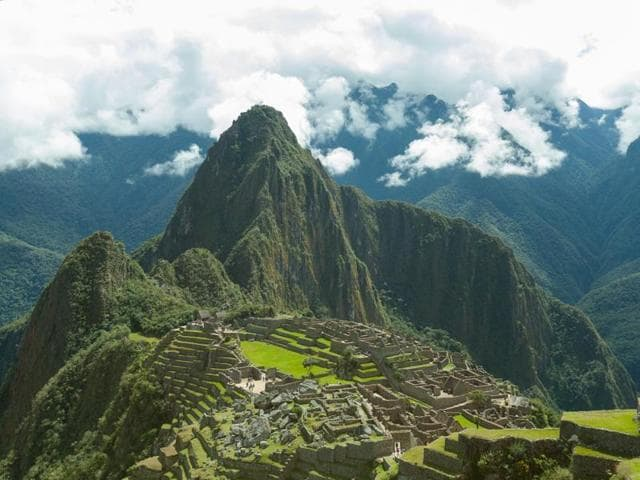 Machu Picchu had slipped to the second place behind Angkor Wat, Cambodia last year.