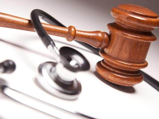 The complainant alleged that both the radiologists, due to their casual approach, negligence and lack of care towards the patient, gave wrong reports at two occasions, which resulted in serious consequences.