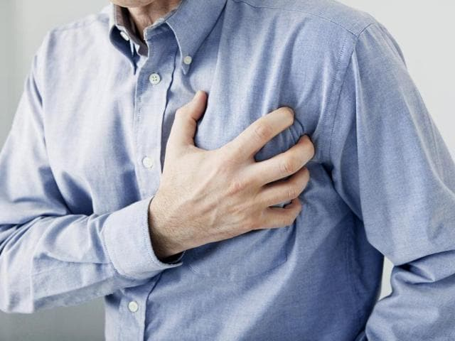 About 45% of heart attacks are the silent kind, which are usually discovered some point later when a patient has an abnormal EKG reading that suggests previous heart damage.