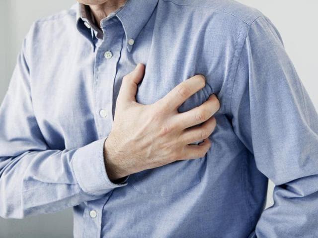 Heart Attack,Heat Attack Symptoms,Health