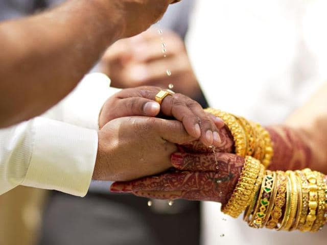 The Rajput woman absconded with her Meghwal Dalit partner soon after the two got married.