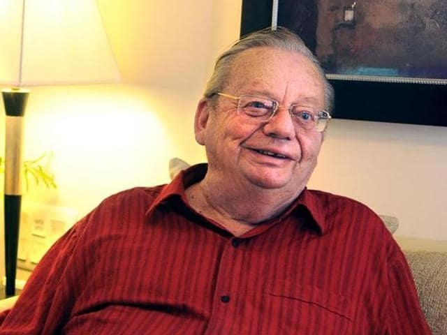 Autobiography of ruskin bond