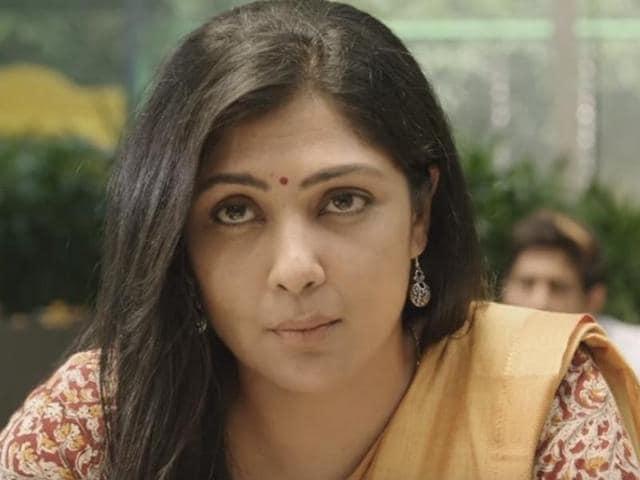 Kamalinee Mukherjee had a small but well-received role in Kamal Haasan-starrer Vettaiyaadu Villayadu.