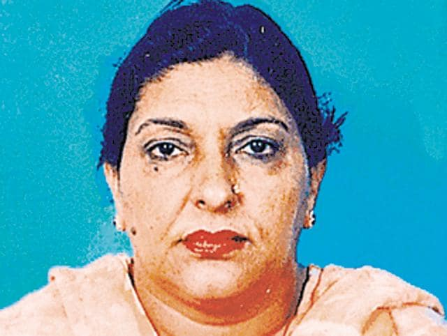 """Gurkanwal, a former MLA from Jalandhar Cantonment constituency, the segment represented by late Beant Singh, said she doesn't need such """"meaningless"""" post."""