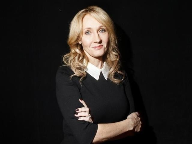 rowling,harry potter author,rowling on trump
