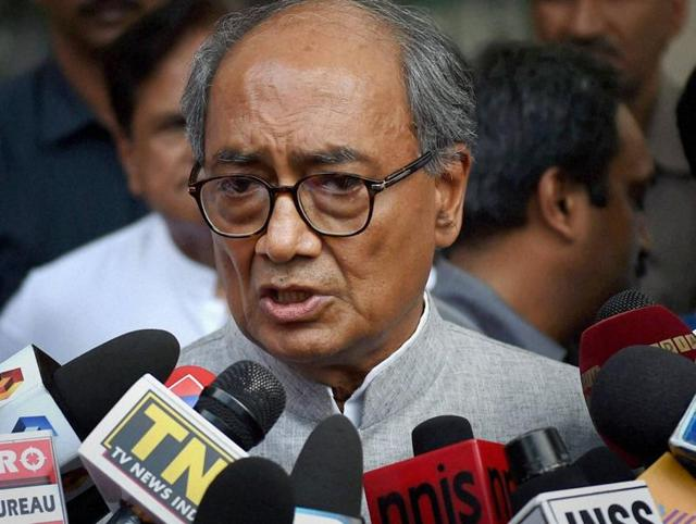 Congress leader Digvijay Singh said PMModi is trying to drag the name of Nehru-Gandhi family into the AgustaWestland scam.