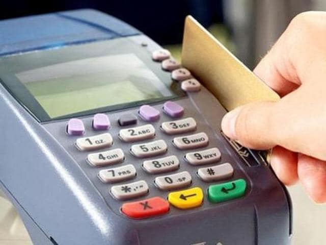 Advocate Amit Sahni has sought direction of the court to the authorities to frame guidelines, which bar charging of surcharge on the transactions made through debit and credit cards.(Shutterstock)