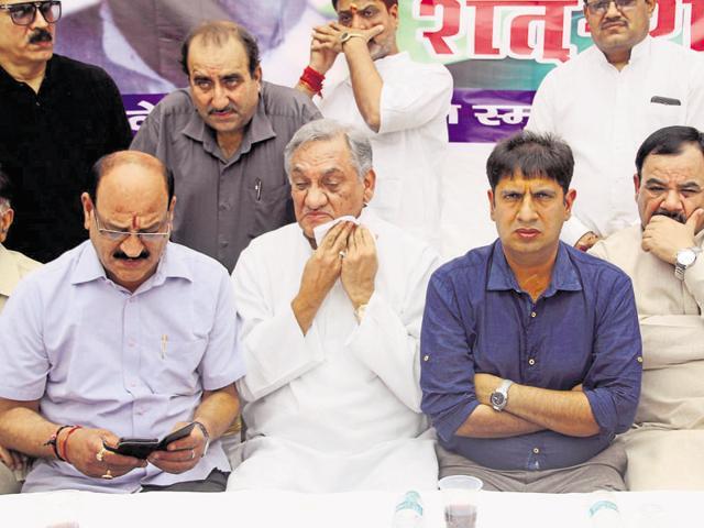 Uttarakhand crisis,Congress rebels,Uttarakhand