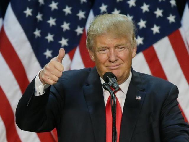 Donald Trump,US presidential elections,Republican nominee