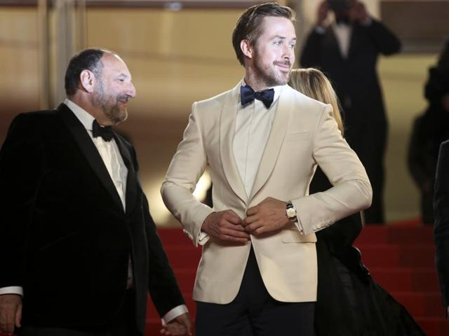 Ryan Gosling,Cannes 2016 red carpet,Cannes Film Festival