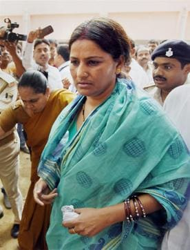 A Bihar court on Thursday rejected the bail plea of Manorama Devi, a suspended Janata Dal-United legislator and mother of murder accused Rocky Yadav, officials said.