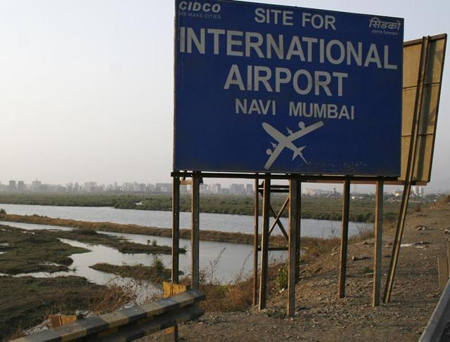 Getting private owners to part with their land, which will be used for the core area of the airport, took almost five years.