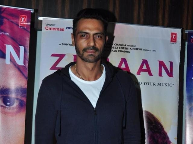 Arjun Rampal,Kahaani 2,Arjun rampal knee