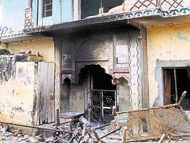 Muzaffarnagar riots,Sahai Commission,Sangeet Som