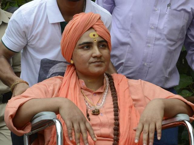 Pragya started an indefinite hunger strike on Monday demanding that she be allowed to take a dip in the Kshipra river, in Ujjain, during Simhasth Kumbh.