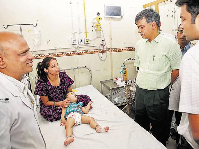 Ajmer,JLN hospital,infant deaths