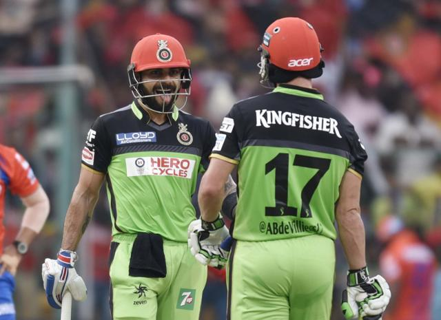 The Bangalore has been disappointing so far but both Virat Kohli and AB de Villiers have made sure that they go extra mile to ensure success for the side.