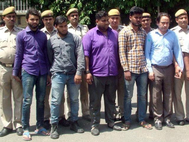 NDMC lawyer's murder,Jamia nagar murder,delhi crime