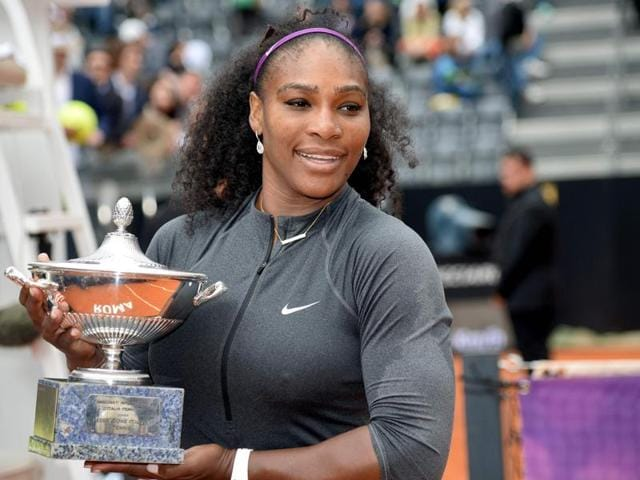 Winning the Rome Masters -- her first title in nine months -- is just the boost Serena Williams needed as she bids to successfully defend a French Open title for the first time.