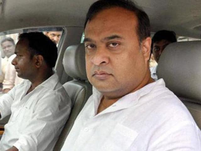 Himanta Biswa Sarma Sarma joined the BJP six months before the April assembly polls.