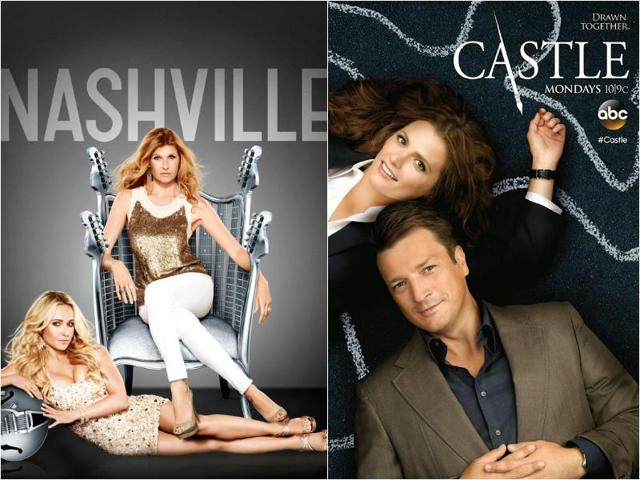 Both Nashville and Castle were axed last week as part of a mass programming cancellation.