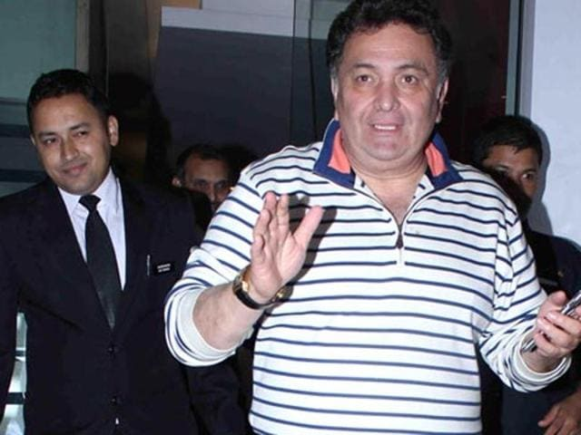 Rishi Kapoor sparked a debate on Wednesday when he tweeted questioning why 'everything' in the country is named after the Gandhis.