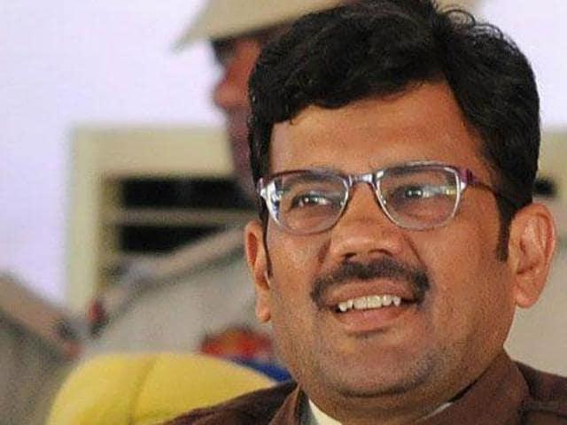 Kamal Sharma, former Punjab unit president of the Bharatiya Janata Party (BJP).