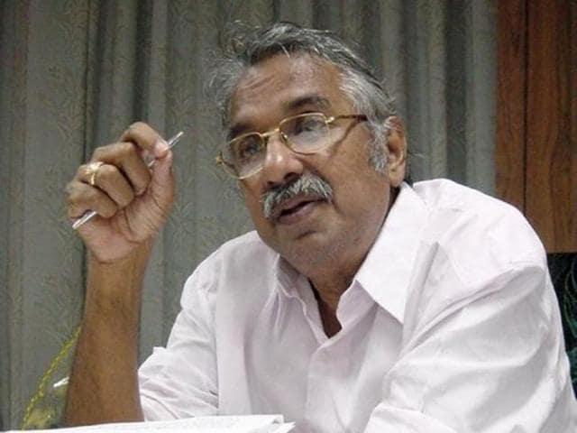 Oomen Chandy,UDF,Ledt Democratic Front