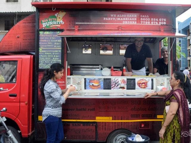 A food truck by Paninaro